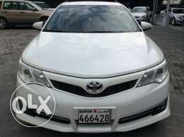 For Sale 2012 Toyota Camry GLX Single Owner Bahrain Agency