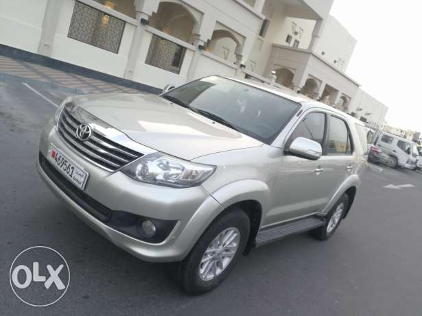 Toyota fortuner full option for sale or exchange