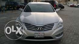 2013 Hyundai azera 6cylinder Full Agency service Accident free