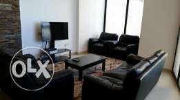 Sea view juffair two bedroom flat available for rent