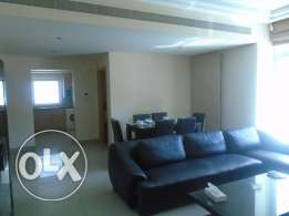 Deluxe 2 bedrooms flat for sale on higher floor with deed.