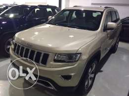 Brand new 0 km Jeep Grand Cherokee limited V8