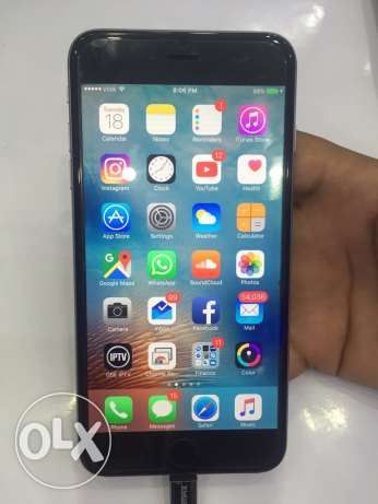 IPhone 6 plus 64GB for sale توبلي -  2