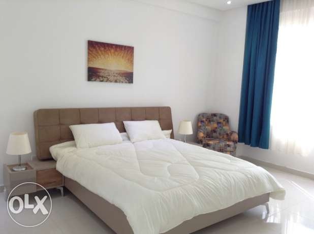 Wonderful One Bedroom 2 bath apartment for rent in juffair