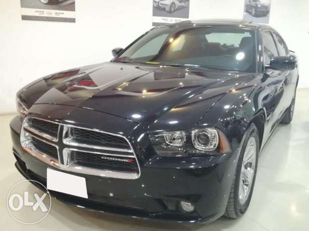 Dodge Charger RT Model 2014