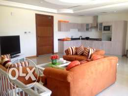 Spacious Furnished Apartment At Amwaaj Isl ( Ref No:4AJSH)