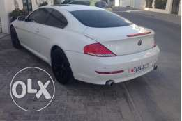Bmw 630 coupe 2009