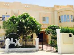 Villa for rent in a compound in Janabia