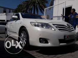 Toyota camry full option 2010 model (cash and installment)
