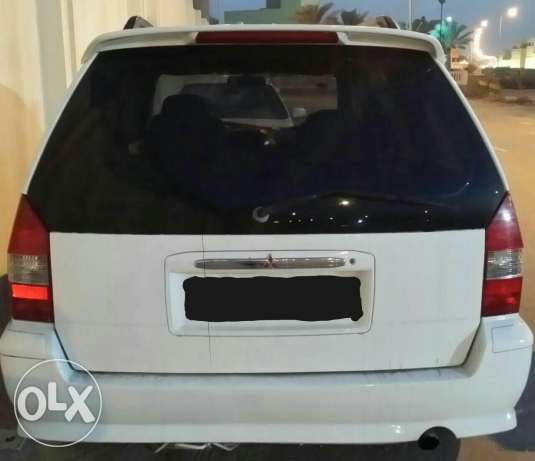 Mitsubishi space wagon very good condition
