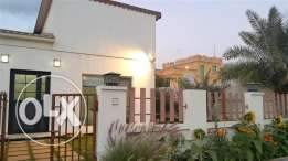 BYA8 brand new 3br Semi or fully furnished villa for rent at budaiya