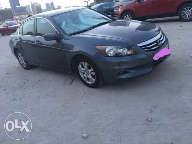 Honda Accord 2011 model excellent condition,low mileage
