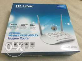 TP link wireless and USB modem