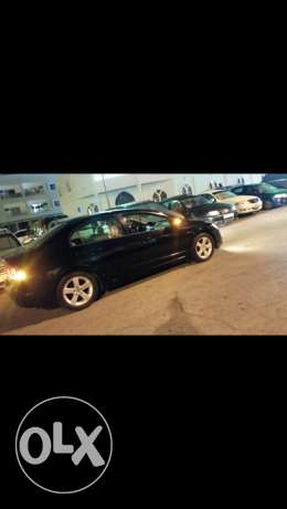 honda civic model 2007 mid option condtion good passing 8 2017