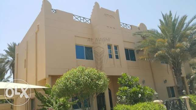 STUNNING ULTRA MODERN 3 BR Semi Furnished VILLA for rent in Barbar