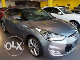 Brand New Hyundai Veloster 2015 2.0 Full Option