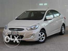 Hyundai Accent low option 2016 Beige For Sale