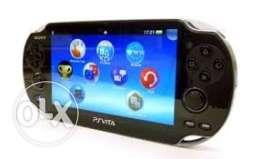 PS VITA (hacked/plays free downloaded games)