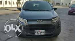 Ford 2015 ford ecosport under warranty accident free agent service