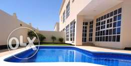 Modern 4 BR villa rent with all facility close to Saudi Cause way