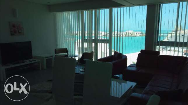 Sea View Luxury 3 Bedroom Fully Furnished Apartment in Amwaj