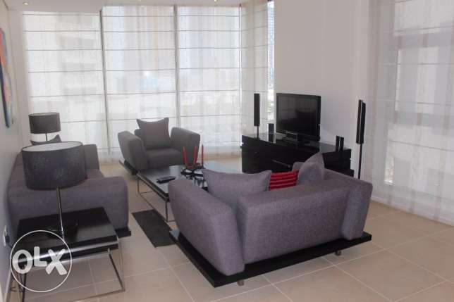 Fantastic 2 BR flat in new Sanabis