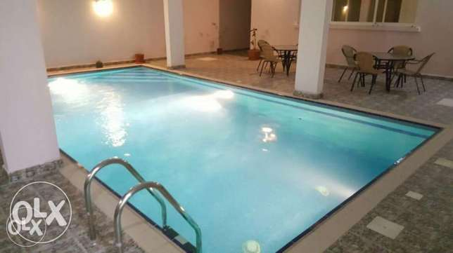 Perfect 3 BHK flat pool & gym, fully furnished