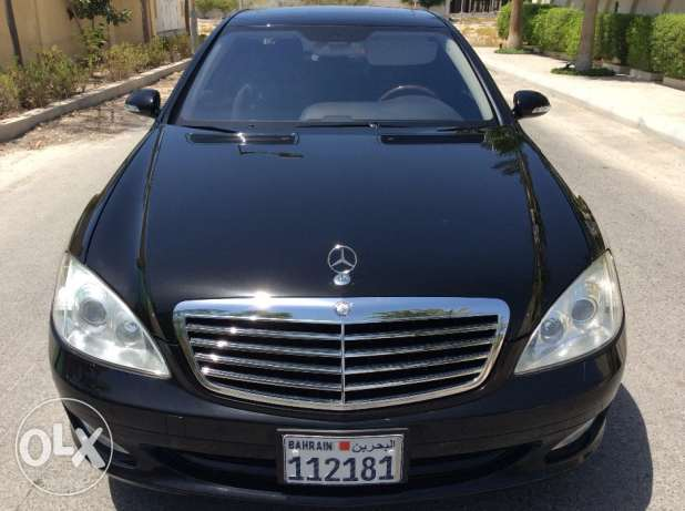 For Sale Or Exchange 2006 Mercedes Benz S500L Japan Specification
