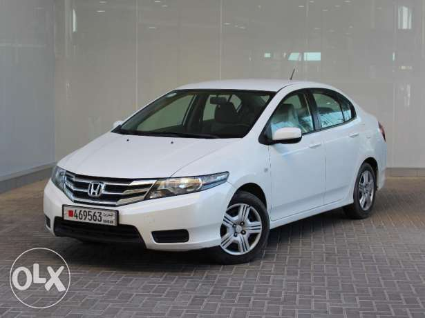Honda City 4Dr 1.5L LX Auto 2013 Whie For Sale