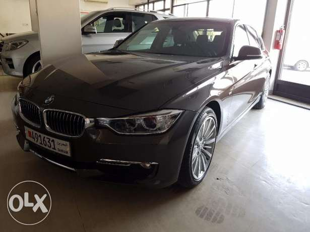 2014 BMW 328i Luxury