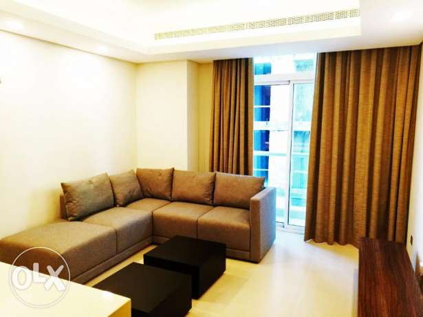 BRAND NEW Furnished Luxurious 1 BR
