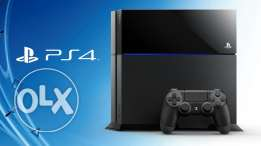 For Sale PS4 500GB Used Only 2 Weeks
