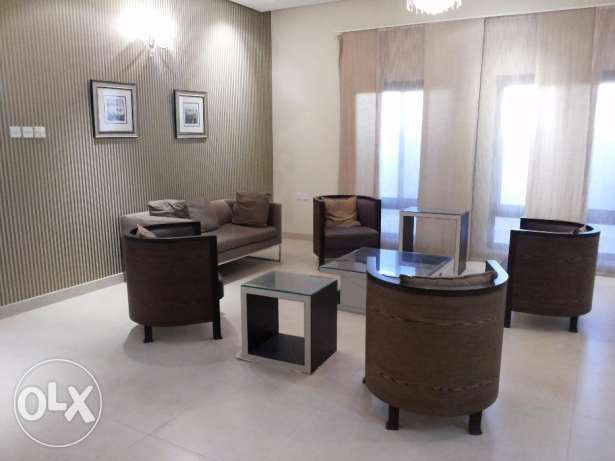 Beautifully fully furnished brand new flat for rent in Sarraya 2.
