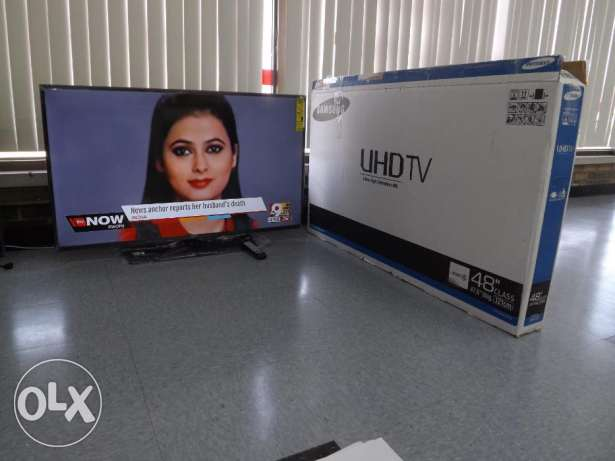"SAMSUNG 48"" 6400 Series for sale"