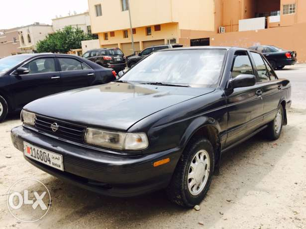 Nissan suny for rent