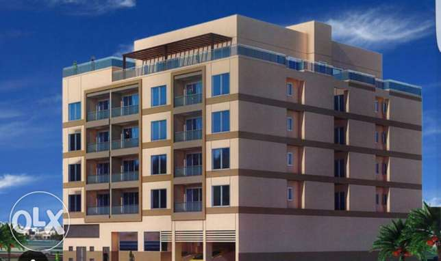 brand new building for sale in amwaj island:unrented
