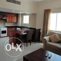 Spacious bright sun light 1 & 2 bed room in juffair