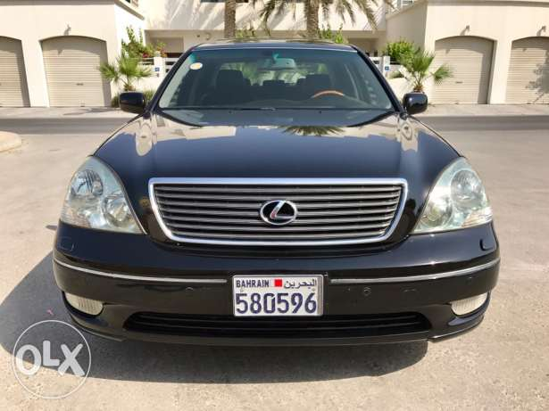 2001 Lexus LS430 For Sale