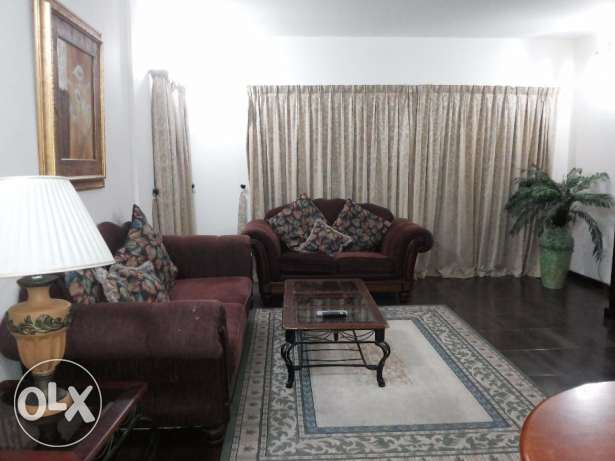 2 bedroom furnished apartment for rent at Juffair
