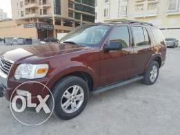 Ford Explorer 2010 Model Bahraini car in Spectacular condition