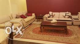 STYLISH 2 BR FF Apartment in Busaiteen Near King Hamad Hospital