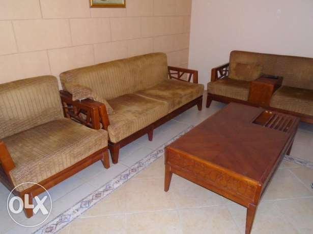 Lovely flat 2 bedroom fully furnished in Adliya