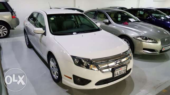 Ford Fusion 2012 low mileage