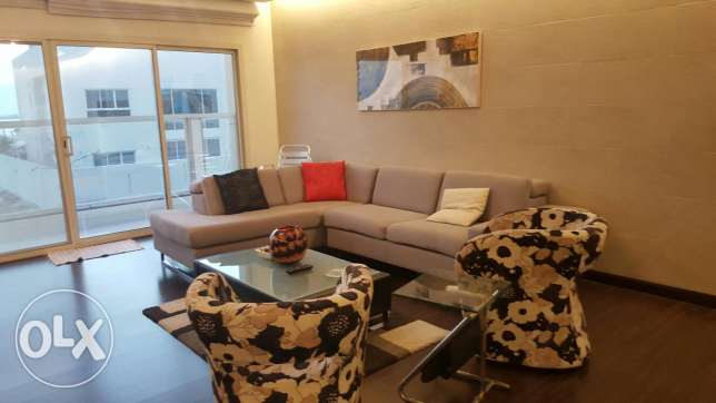 EXECUTIVE 2.5 fully furnished apartment available for rent