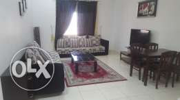 Fully furnished flat In janabyia near almercado mall