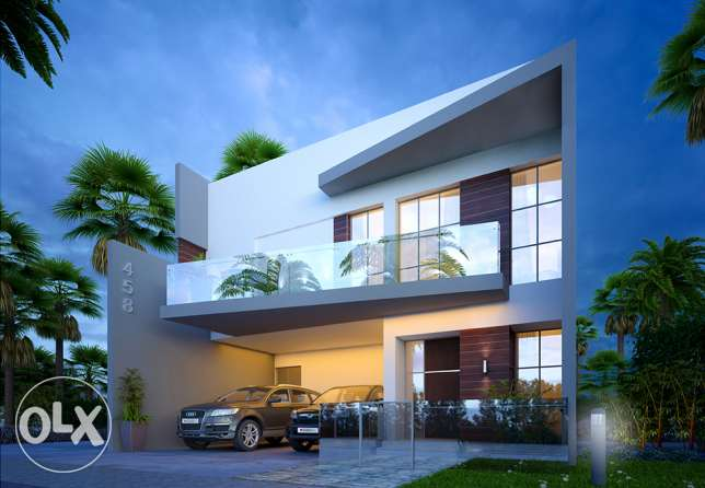 Luxury villas for sale in Diyar Al Muharraq