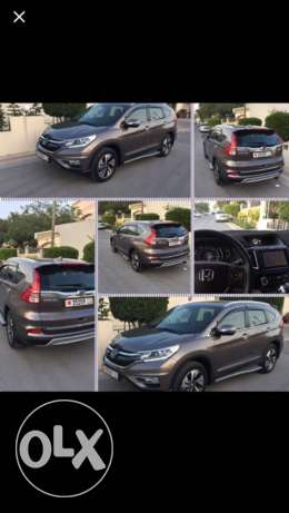 For Sale Honda CRV Model 2016