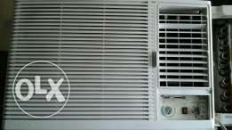 Zamil window ac 2 ton good condition good cooling