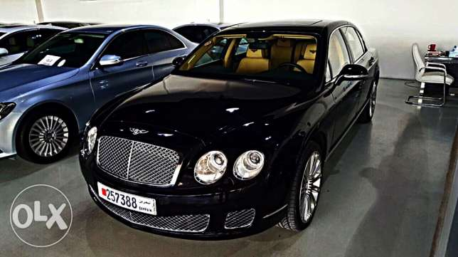 Bentley Flying Spur 2010 only 44000 km V12 fully loaded
