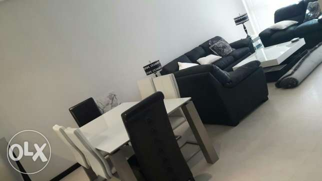 Modern 2 bedrooms apartment in Reef island السيف -  2